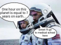 One hour on this plant is equal to 7 years on earth - Funny and hilarous medical pictures and memes - Medical Institution