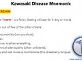 Kawasaki Disease Mnemonic