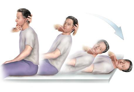 Barany maneuver related keywords barany maneuver long for Test fisioterapia