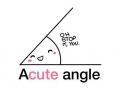 A-cute angle - Funny science and medical pictures