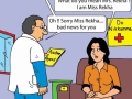 Mrs. vs. Miss - Funny and Hilarious Medical pictures
