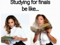 Studying for finals be like... - Funny and Hilarious Medical pictures