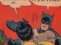 Batman and Robin Vs. Bacteria and Viruses - Funny Medical Pictures