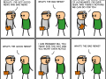 Cyanide and Happiness alzheimers disease - Funny Medical Pictures