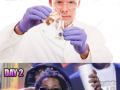 Measure cough syrup when you're sick - Funny Medical Pictures