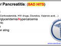 Pancreatitis Mnemonic
