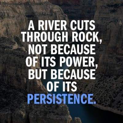 Be-persistence
