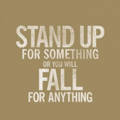 Stand-up-for-something