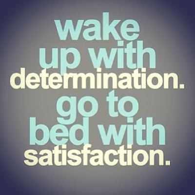 Wake-up-with-determination - Best Inspirational and Motivational Quotes